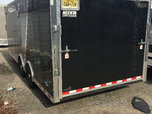 Beautiful Enclosed Trailer For Sale  for sale $10,500