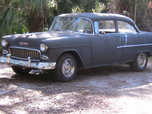55 CHEVY BB 4 SPD  for sale $18,500