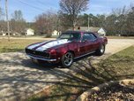 1968 Chevrolet Camaro  for sale $30,000