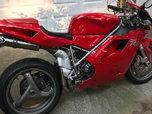 2001 Ducati 748  for sale $4,800