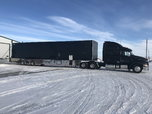2015 C&S 53' liftgate trailer  for sale $130,000