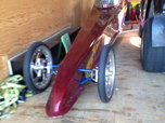 02 junior dragster  for sale $3,300