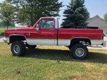 1984 Chevrolet K10  for sale $24,500