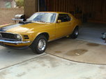 1970 Ford Mustang  for sale $24,500