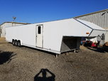 TPD 44 Foot Race Car Trailer  for sale $15,000