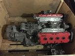 Ferrari V8 twin turbo & gearbox  for sale $15,000