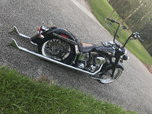 2008 Harley Davidson Softail Delix  for sale $13,800