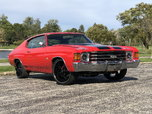 1972 Chevrolet Chevelle  for sale $35,000