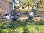 2 Margay karts 08 adult puma and cadet kart  for sale $1,500