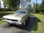 1968 Chevrolet Chevy II  for sale $9,800