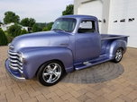 1955 Chevy 1st gen Pickup Retro Mod Protouring New Build