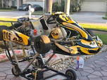PCR Kart with ROK GP Engine  for sale $2,800