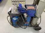 Miller 210 mig welder   for sale $1,900