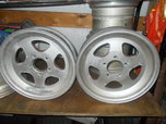 MOTOR WHEEL FLY drag wheels  for sale $850