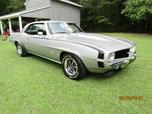 1969 Chevrolet Camaro  for sale $48,000