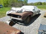 1969 Chevrolet Camaro  for sale $15,500
