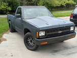 1986 Chevy S10  for sale $4,500