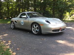 1998 Porsche Boxster  for sale $16,000