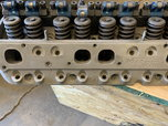 Weldtech cnc ported sb Chevy heads t&d rockers  for sale $1,700