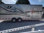 Featerlite 24ft Enclosed Aluminum Car Hauler  for sale $17,500