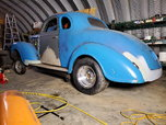 1939 business coupe gasser