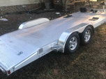 20ft ATC Aluminum trailer   for sale $6,000
