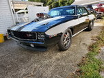 1969 Z28 X33 RS