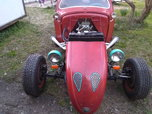 ***REAL ROUGH RUSTY RED RAT ROD***  for sale $17,500