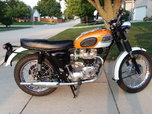 1965 Triumph Troph 650  for sale $7,500