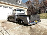 1955 chevy big back window 383 stroker  for sale $30,000