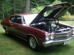 1970 pro street chevelle  for sale $35,000