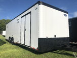 New 8.5' x 30' Continental Cargo Race Trailer&nb
