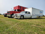 ENCLOSED RAMP TRUCK  for sale $55,000