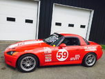 Honda S2000 race car  for sale $30,000