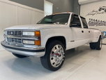 1997 Chevrolet Silverado 3500 Loaded Crew Cab Dually Low Mil  for sale $14,995