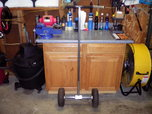 Dragster tow dolly  for sale $100