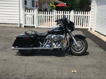2007 Harley Street Glide touring  for sale $11,500