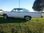 1962 Impala original canvas