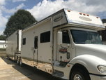 08 Renegade toter and trailer  for sale $190,000