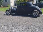1934 Ford 3 Window