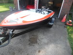 1976 Wriedt jet boat  for sale $12,999
