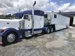96 peterbilt 99 Phoenix stacker trailer  for sale $115,000