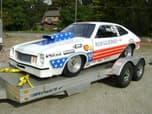 Bob Glidden 1976 Pinto Pro Stock