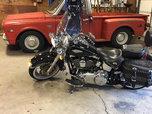 2012  Harley Softail  trade