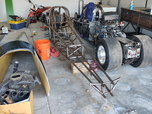 Busa powered dragster project