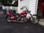 Harley DavidsonPanhead Chopper  for sale $11,500