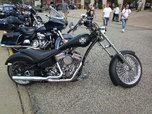 Black Dog chopper  for sale $31,999