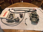 1150 Davinci Carb and Throttle Stop  for sale $1,000