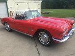 mint and restored original 1962 Corvette