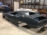 TMRC 69' camaro cf body  for sale $12,500